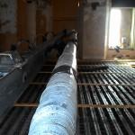 Труба подачи бетона