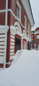 спасский снег